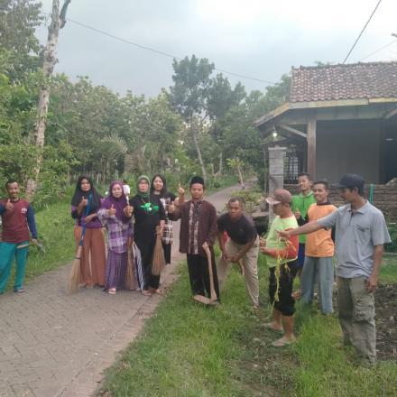 Bulan Bhakti Gotong Royong Masyarakat